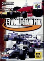 【新品】【N64】F-1 World Grandprix[お取寄せ品]
