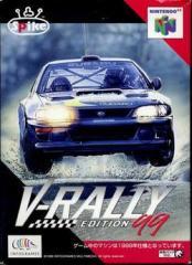 【新品】【N64】V-RALLY EDITION 99[お取寄せ品]