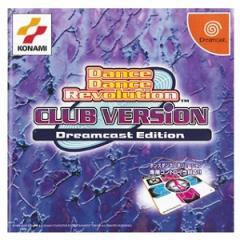 [100円便OK]【新品】【DC】Dance Dance Revolution CLUB VERSION Dreamcast Edition[お取寄せ品]
