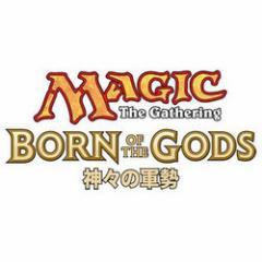 【新品】【TTBX】MTG 日本語版 神々の軍勢 ブースター[お取寄せ品]