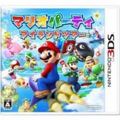 [100円便OK]【新品】【3DS】マリオパーティ アイランドツアー[お取寄せ品]