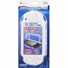 【新品】【PSVHD】新型PS VITA用「クリアプロテクトVITA 2nd」(クリア)[お取寄せ品]