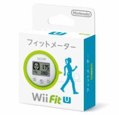 【新品】【WiiUHD】フィットメーター(ミドリ)[お取寄せ品]