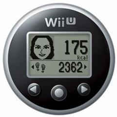 【新品】【WiiUHD】フィットメーター(クロ)[お取寄せ品]