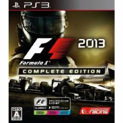 [100円便OK]【新品】【PS3】F1 2013 Complete Edition[お取寄せ品]