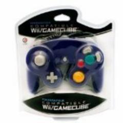 【新品】【WiiHD】【WII/GC】対応シリカ コントローラ パープル[お取寄せ品]