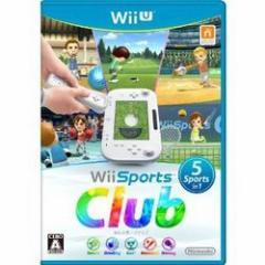 [100円便OK]【新品】【WiiU】Wii Sports Culb[お取寄せ品]