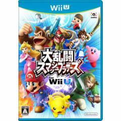 [100円便OK]【新品】【WiiU】大乱闘スマッシュブラザーズ for Wii U[在庫品]