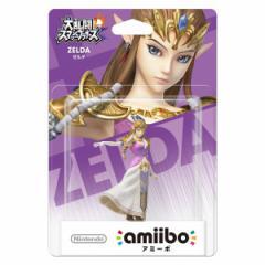 【新品】【WiiUHD】amiibo ゼルダ(大乱闘スマッシュブラザーズシリーズ)[お取寄せ品]