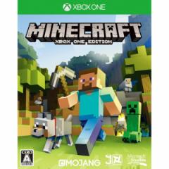 [100円便OK]【新品】【XboxOne】Minecraft:Xbox One Edition[お取寄せ品]