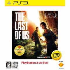 [100円便OK]【新品】【PS3】【BEST】The Last of Us(ラスト・オブ・アス)[お取寄せ品]