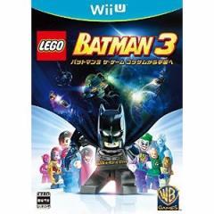 [100円便OK]【新品】【WiiU】LEGO バットマン3 ザ・ゲーム ゴッサムから宇宙へ[お取寄せ品]