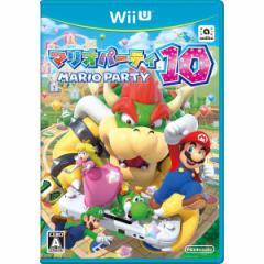 在庫あり[100円便OK]【新品】【WiiU】マリオパーティ10