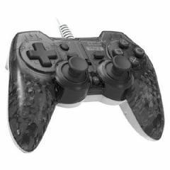 【新品】【PS3HD】ホリパッド3 ミニ クリアブラック[お取寄せ品]
