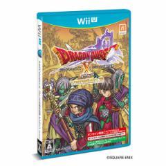 【新品】【WiiU】ドラゴンクエストX いにしえの竜の伝承 オンライン[お取寄せ品]