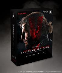 【新品】【PS3】【限】METAL GEAR SOLID V:THE PHANTOM PAIN SPECIAL EDITION[お取寄せ品]