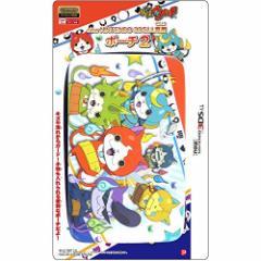 【新品】妖怪ウォッチ new NINTENDO 3DS LL 専用ポーチ2 カラフル Ver.[お取寄せ品]