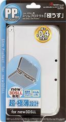 【新品】new 3DS LL用 スリムプロテクト 「極うす」[お取寄せ品]