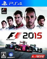 [100円便OK]【新品】【PS4】F1 2015[お取寄せ品]