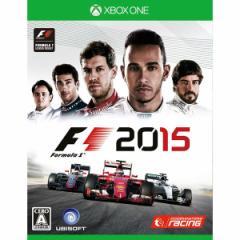 [100円便OK]【新品】【XboxOne】F1 2015[お取寄せ品]
