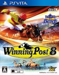 [100円便OK]【新品】【PSV】【BEST】コーエーテクモ the Best Winning Post8[お取寄せ品]