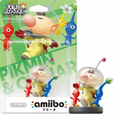 【新品】【WiiUHD】amiibo ピクミン&オリマー(大乱闘スマッシュブラザーズシリーズ)[在庫品]