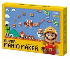 【新品】【WiiU】スーパーマリオメーカー[在庫品]
