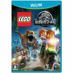 [100円便OK]【新品】【WiiU】LEGO ジュラシック・ワールド[お取寄せ品]