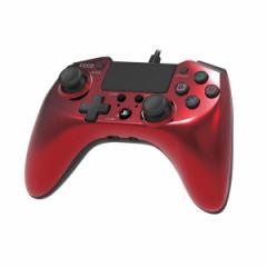 【新品】【PS4HD】ホリパッドFPSプラスfor PlayStation4 レッド[お取寄せ品]