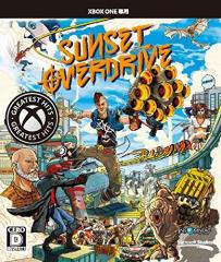 [100円便OK]【新品】【XboxOne】Sunset Overdrive(Greatest Hits)[お取寄せ品]