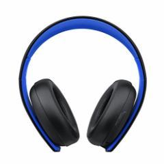 【新品】【PS4HD】ワイヤレスサラウンドヘッドセット[在庫品]