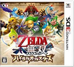 在庫あり[100円便OK]【新品】【3DS】ゼルダ無双 ハイラルオールスターズ 通常版