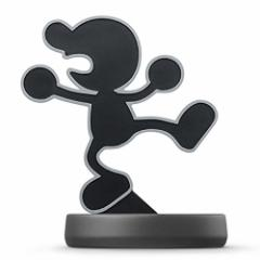 【新品】【WiiUHD】amiibo Mr.ゲーム&ウォッチ(大乱闘スマッシュブラザーズシリーズ)[在庫品]