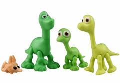【新品】【TOY】アーロと少年 にぎやか恐竜コレクション ベビーアーロ リビー&バック[お取寄せ品]