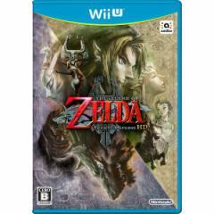 [100円便OK]【新品】【WiiU】【通】ゼルダの伝説 トワイライトプリンセスHD 通常版[在庫品]