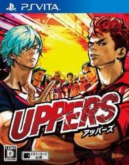 [100円便OK]【新品】【PSV】UPPERS(アッパーズ)[お取寄せ品]
