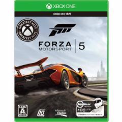 [100円便OK]【新品】【XboxOne】【BEST】Forza Motorsport 5 Greatest Hits[お取寄せ品]