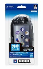 【新品】【PSVHD】Newプロテクトフレームfor PlayStation Vita クリア[お取寄せ品]