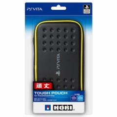 【新品】【PSVHD】Newタフポーチ for PlayStationVita BLACK×YELLOW[お取寄せ品]