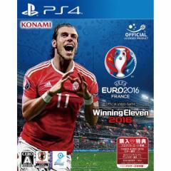 [100円便OK]【新品】【PS4】UEFA EURO 2016 / ウイニングイレブン 2016[お取寄せ品]