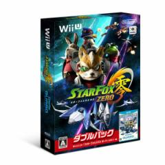 【新品】【WiiU】【限】スターフォックス ゼロ・スターフォックス ガードダブルパック[在庫品]