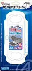 【新品】【PSVHD】PS VITA(PCH-2000)用TPUプロテクトカバー(クリア)[お取寄せ品]