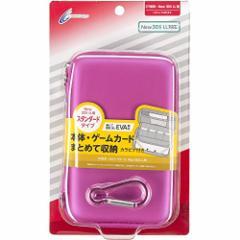 【新品】CYBER・セミハードケース(New3DS LL用)ピンク[お取寄せ品]