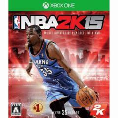 [100円便OK]【新品】【XboxOne】NBA 2K15[お取寄せ品]
