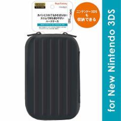 【新品】トランクケースfor Newニンテンドー3DS ブラック[在庫品]
