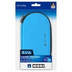 【新品】【PSVHD】Newハードポーチ for PlayStationVita アクアブルー[お取寄せ品]