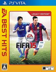 [100円便OK]【新品】【PSV】【BEST】FIFA15 EA BEST HITS[在庫品]