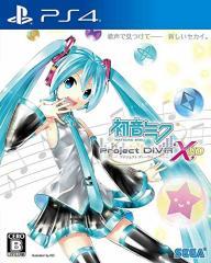 [100円便OK]【新品】【PS4】初音ミク -Project DIVA- X HD[お取寄せ品]