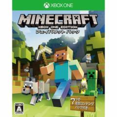 【新品】【XboxOne】Minecraft: Xbox One Edition フェイバリットパック[お取寄せ品]