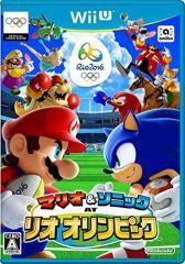 [100円便OK]【新品】【WiiU】マリオ&ソニック リオオリンピック 単品版[在庫品]
